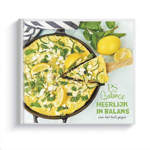 PowerSlim Balance kookboek